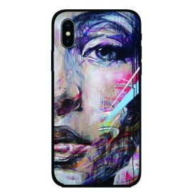 Калъфче за iPhone 11  Art lady