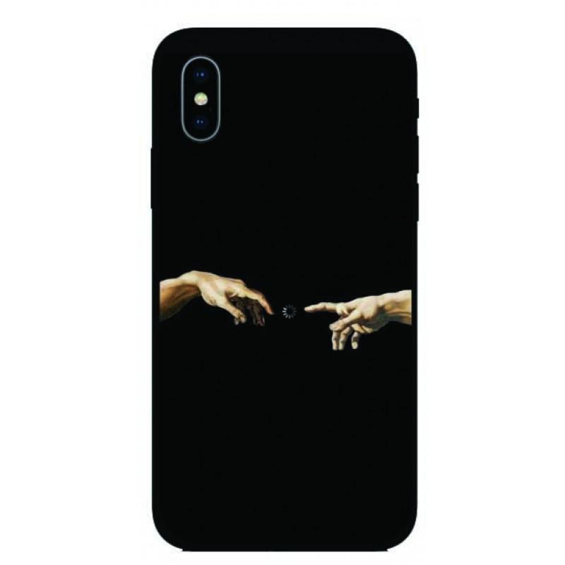 Калъфче за iPhone 4 две ръце