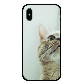 Калъфче за iPhone 42 Любопитно коте