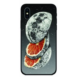 Калъфче за iPhone 65 лунен портокал