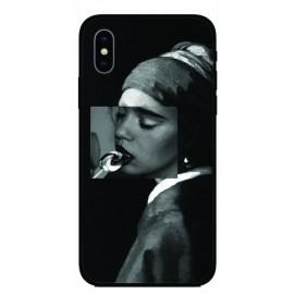 Калъфче за iPhone 71 Момичето с перлената обеца