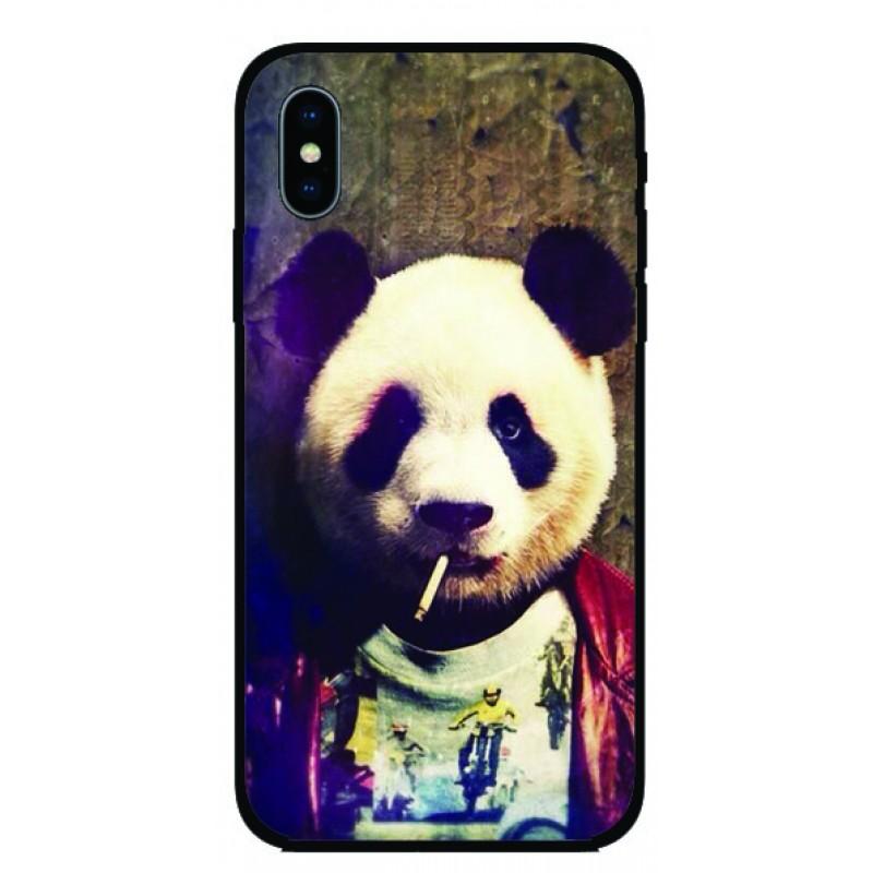 Калъфче за iPhone 80 Хипи Панда