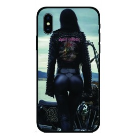 Калъфче за iPhone 88 MotoGirl 2