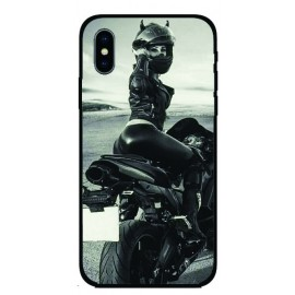 Калъфче за iPhone 89 MotoGirl 3