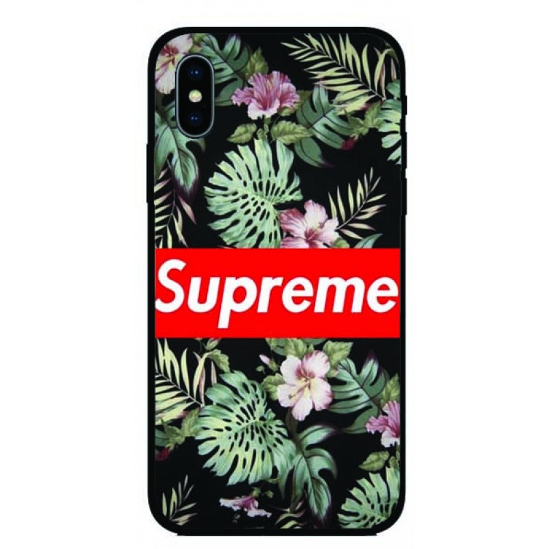 Калъфче за iPhone 9 Supreme с цветя