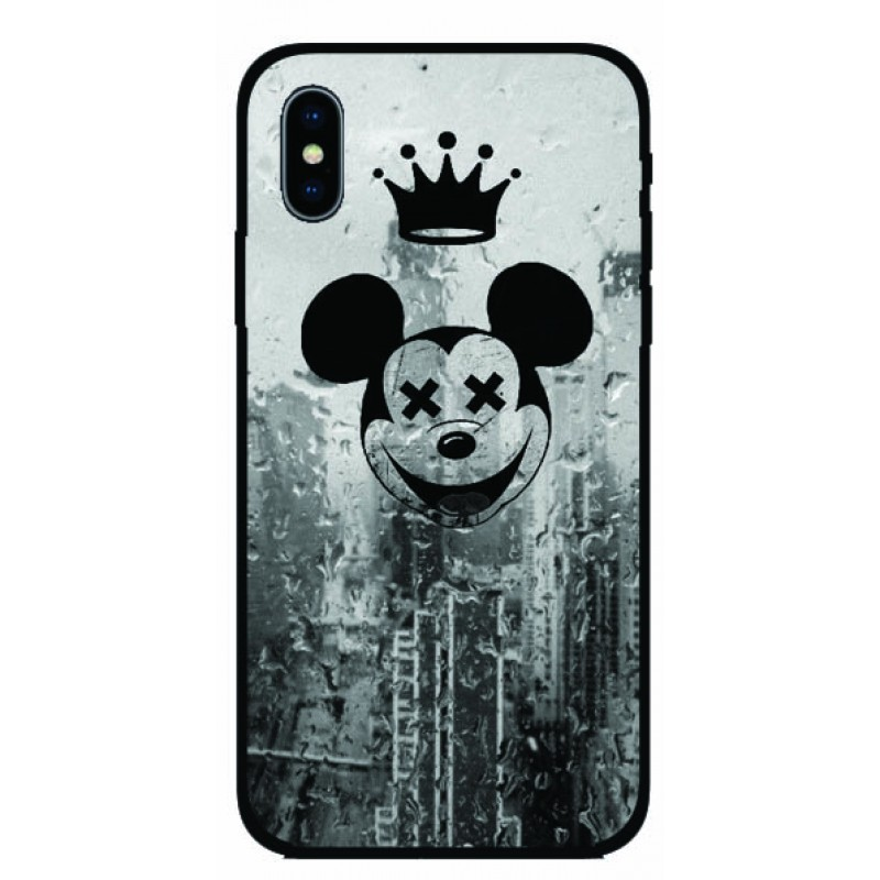 Калъфче за iPhone 101+5 king mickey mouse