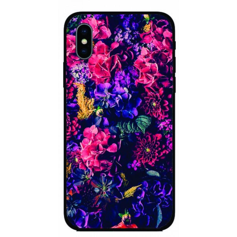 Калъфче за iPhone 101+35 цветя