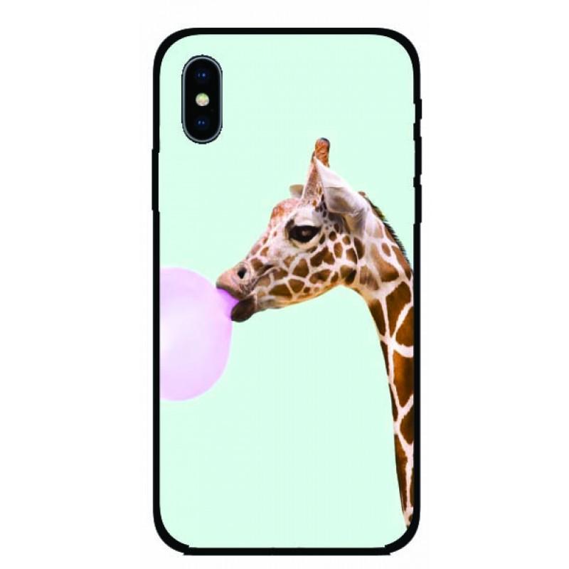 Калъфче за iPhone 101+40 жираф