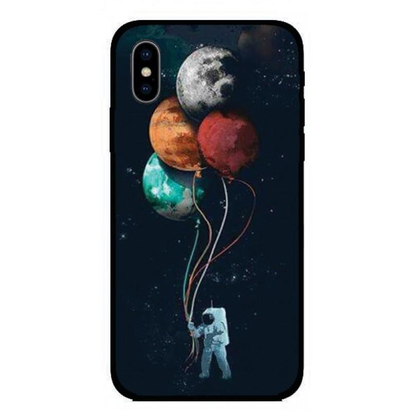 Калъфче за iPhone 101+47 космонавт