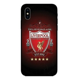 Калъфче за iPhone 101+64 Liverpool