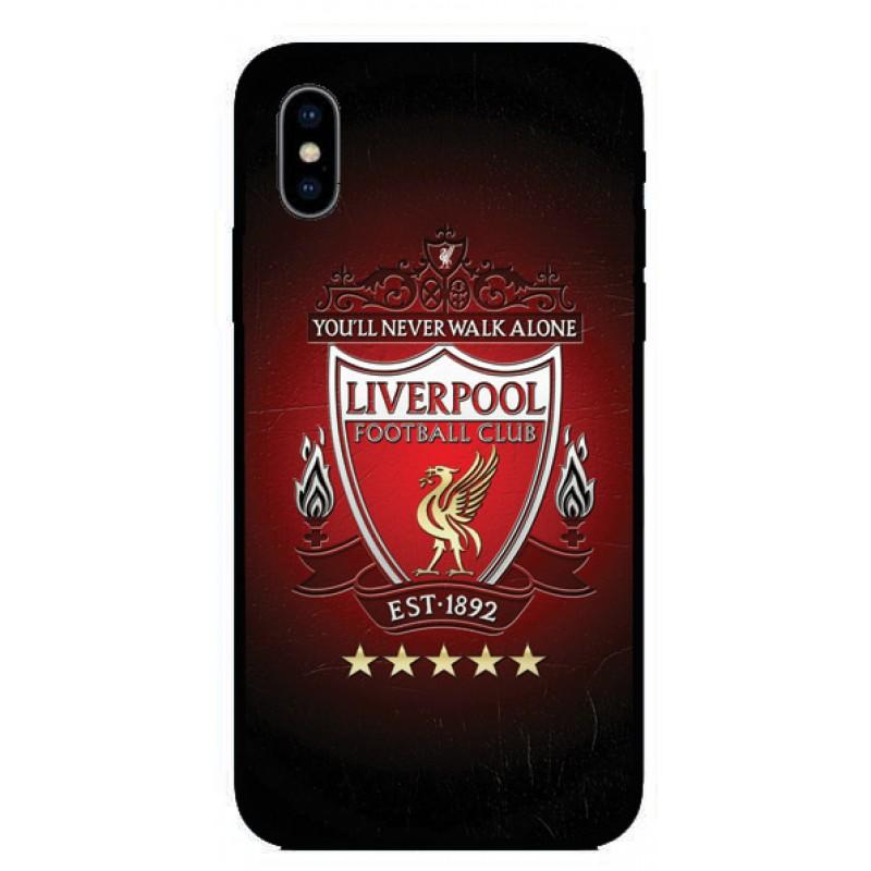 Калъфче за iPhone 101+64 Liverpool