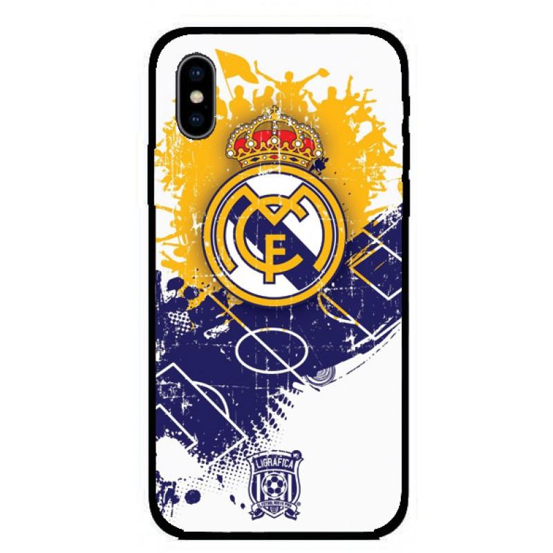 Калъфче за iPhone 101+70 Real Madrid