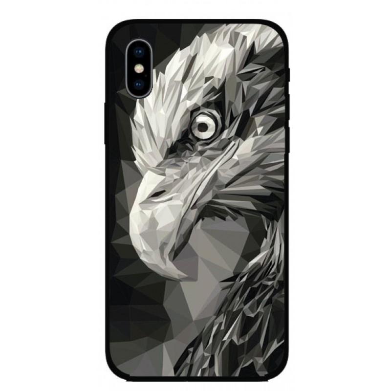 Калъфче за iPhone 101+95 сюреалистичен орел
