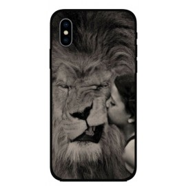 Калъфче за iPhone 101+98 Лъв и момиче