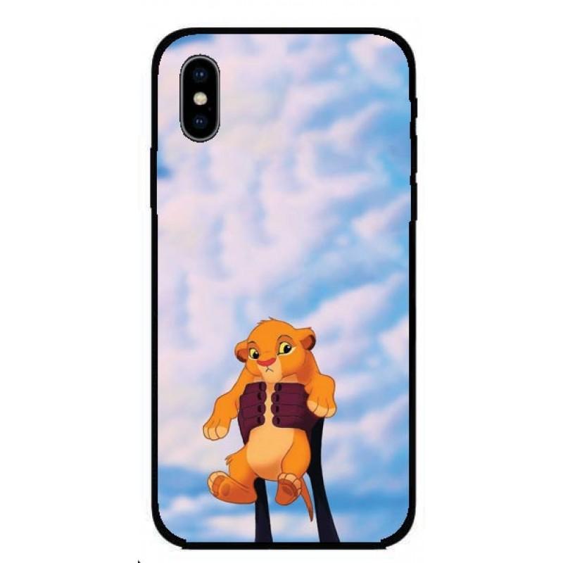 Кейс за iPhone 272 цар лъв