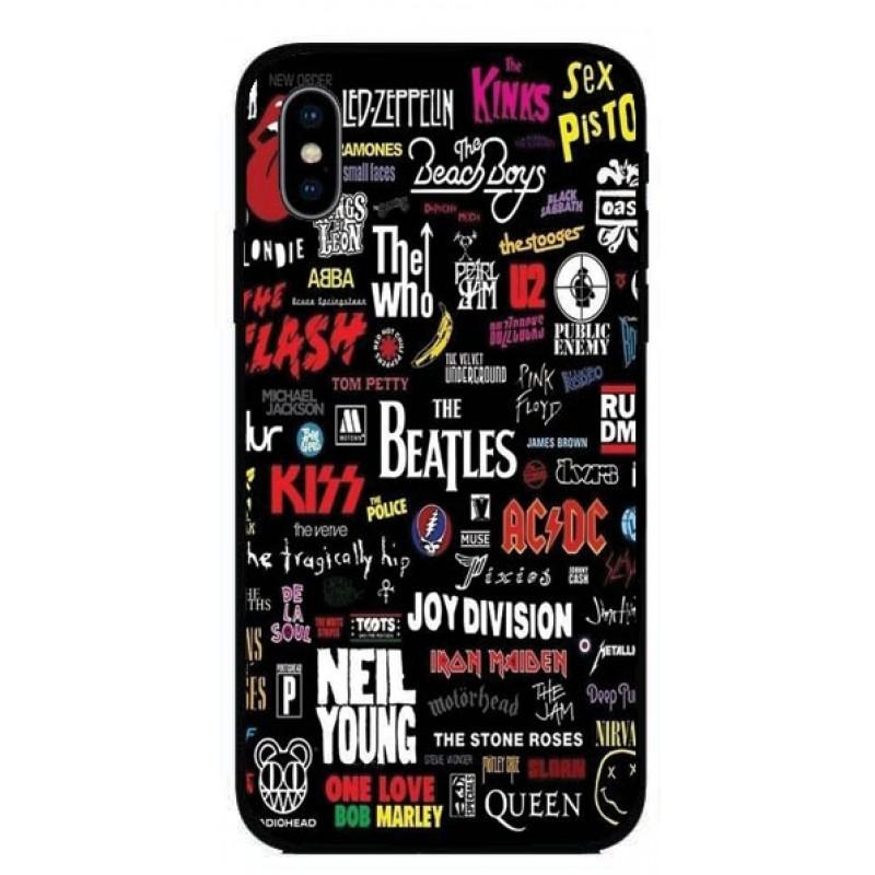 Калъфче за iPhone 241 rock n roll
