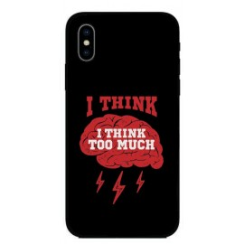 Кейс за iPhone 259 i think too much