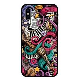 Кейс за iPhone 309 music life