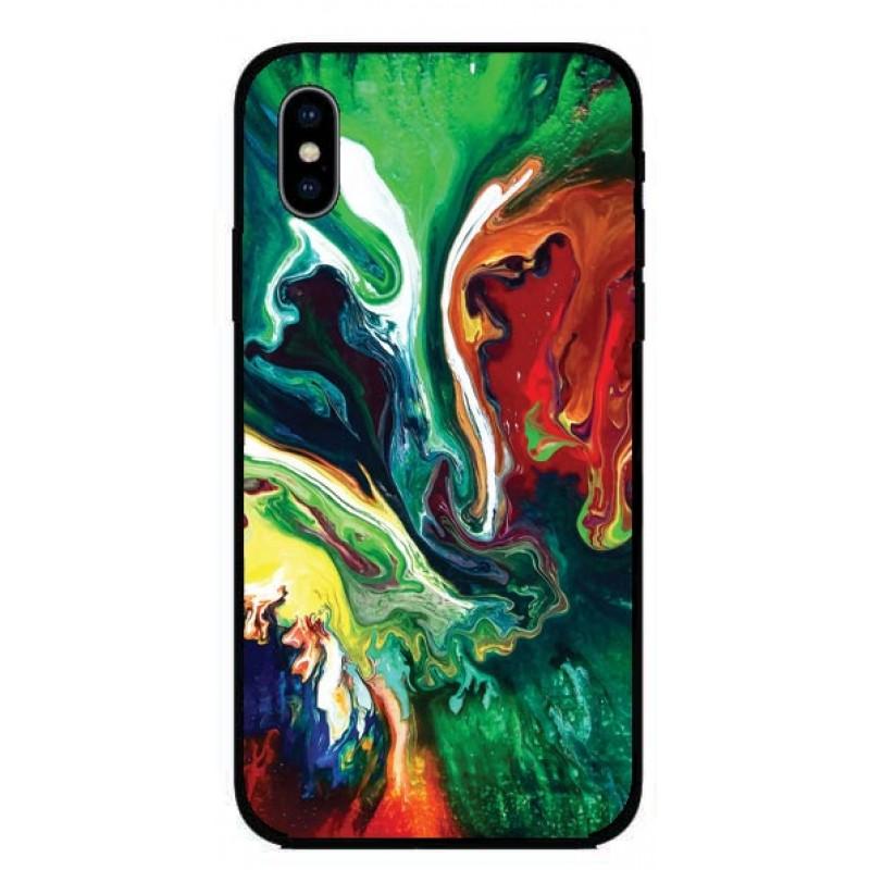 Кейс за iPhone 317 сблъсък на цветове