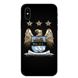 Кейс за iPhone 343 manchester city