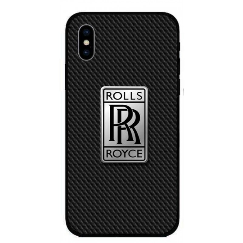Кейс за iPhone 418 rolls roys