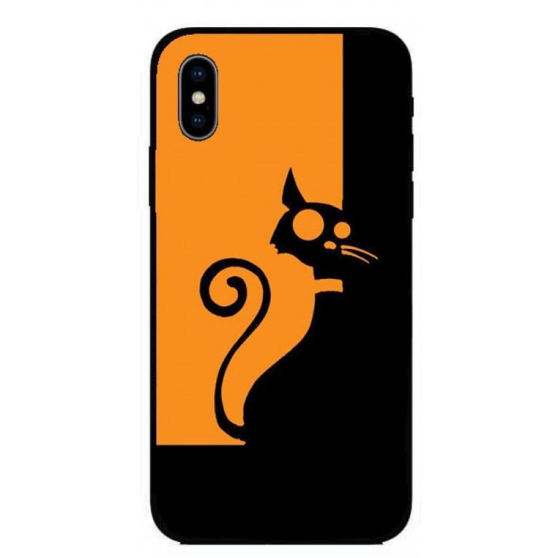 Кейс за iPhone 450 коте