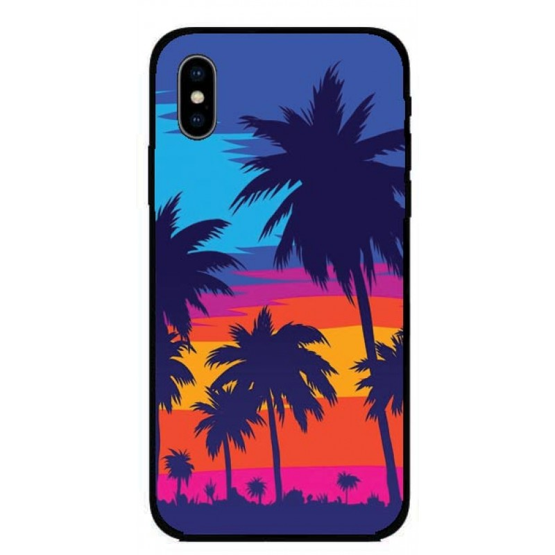 Кейс за iPhone 457 tropic