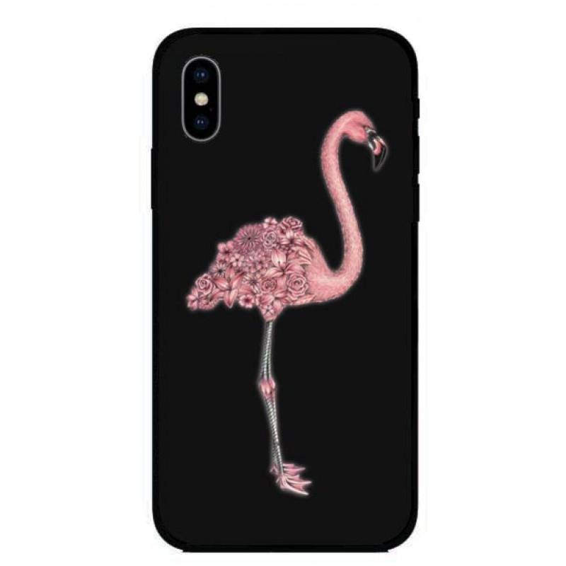 Кейс за iPhone 468 фламинго