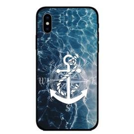 Кейс за iPhone 494 Море и котва
