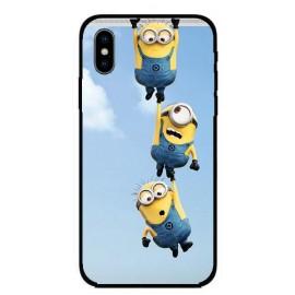 Кейс за iPhone Minions 487