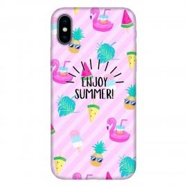 Кейс за IPhone 619 Enjoy summer