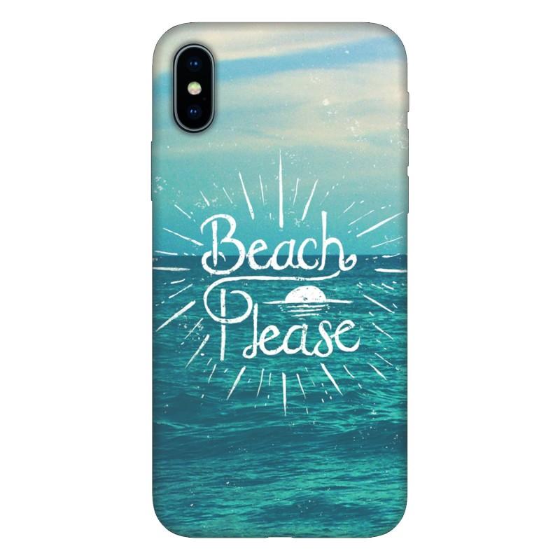 Кейс за IPhone 621 Beach please