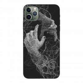 iPhone 11 Pro Max кейс Ръце