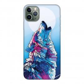 iPhone 11 Pro Max кейс Вълк