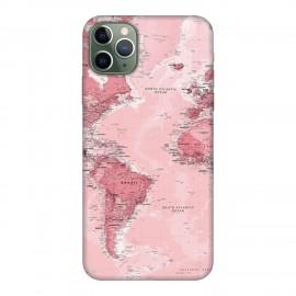 iPhone 11 Pro кейс Розова карта