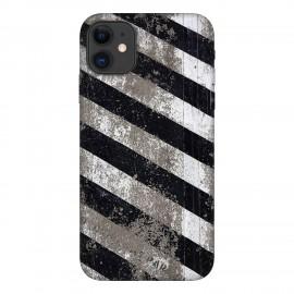 iPhone 11 кейс Черно и бяло