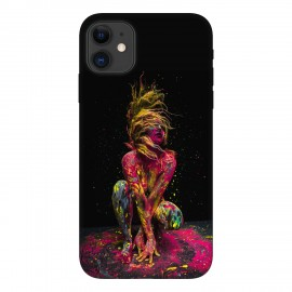 iPhone 11 кейс Момиче