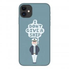 iPhone 11 кейс Моряк