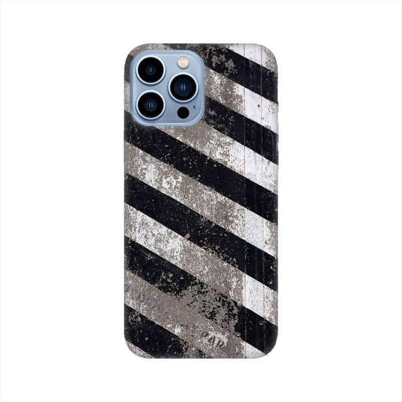 iPhone 13 Pro Max кейс Черно и бяло