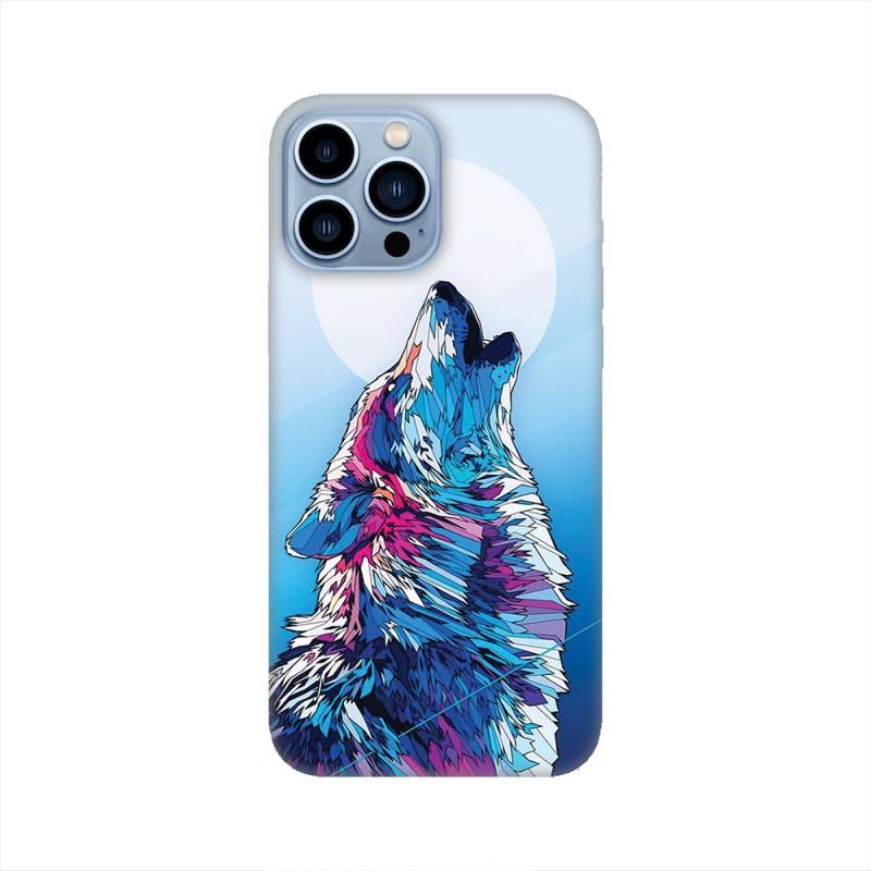iPhone 13 Pro Max кейс Вълк