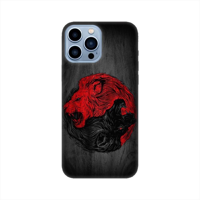iPhone 13 Pro кейс Лъвове