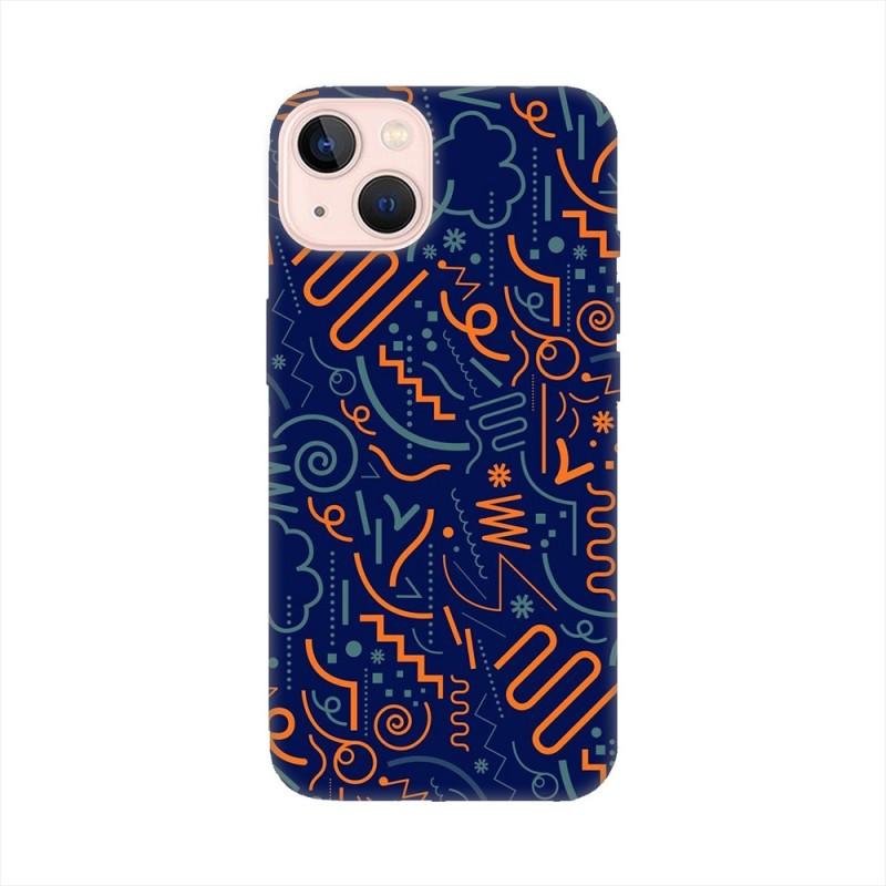 iPhone 13 mini кейс Чертички