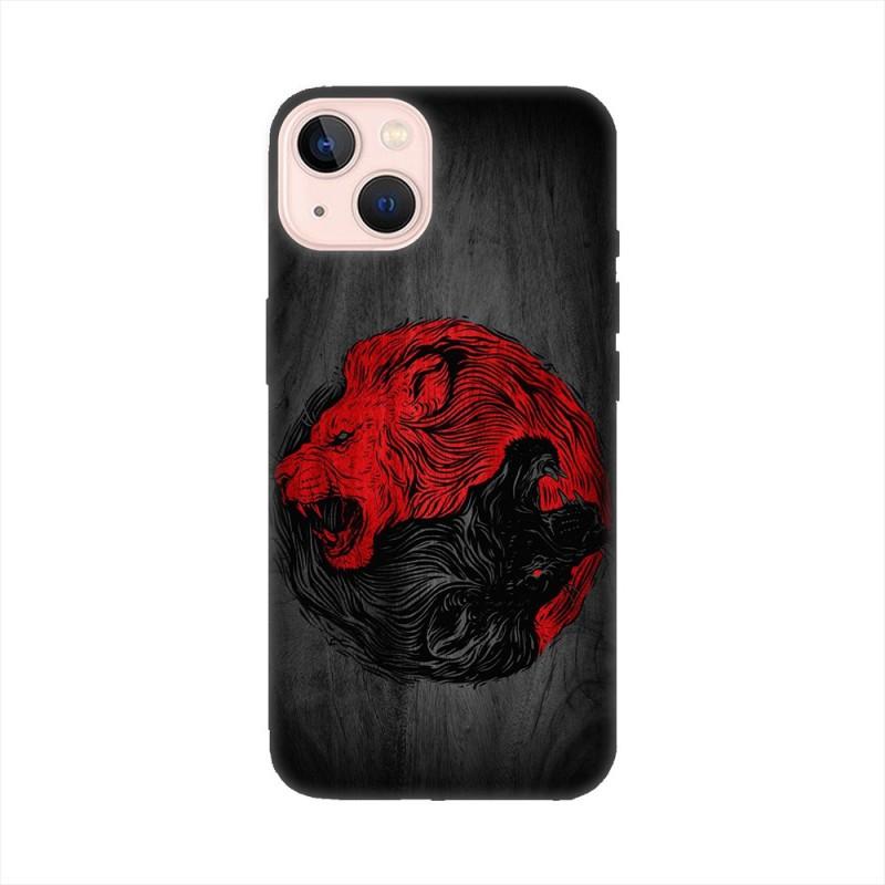 iPhone 13 mini кейс Лъвове
