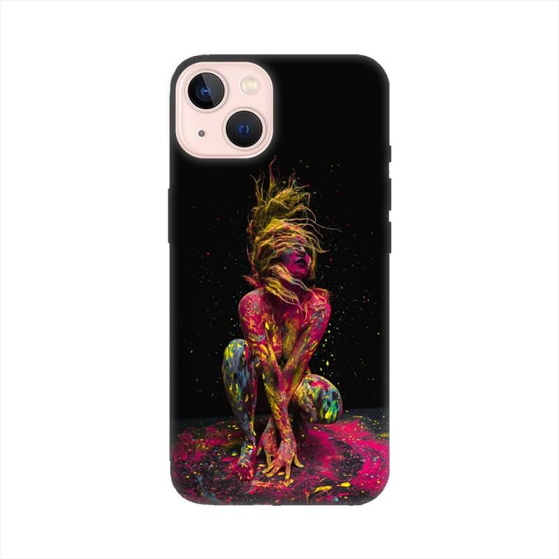 iPhone 13 mini кейс Момиче