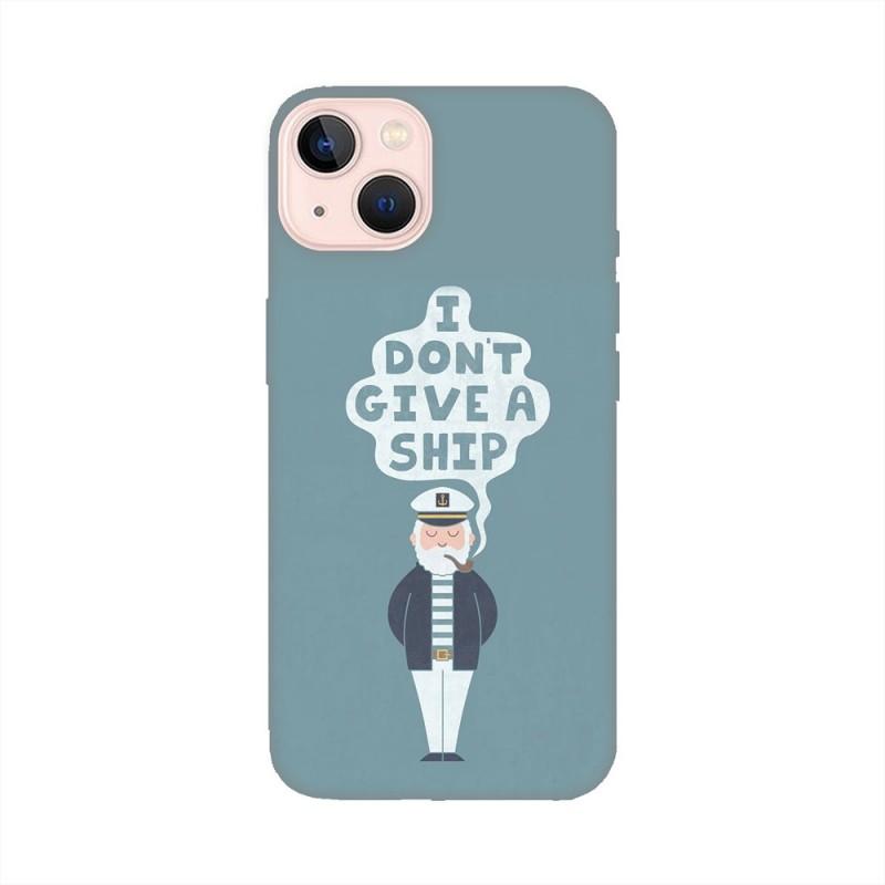 iPhone 13 mini кейс Моряк