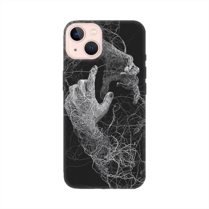 iPhone 13 mini кейс Ръце