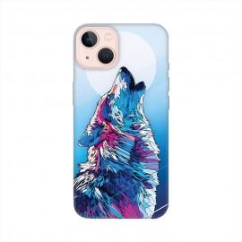 iPhone 13 mini кейс Вълк