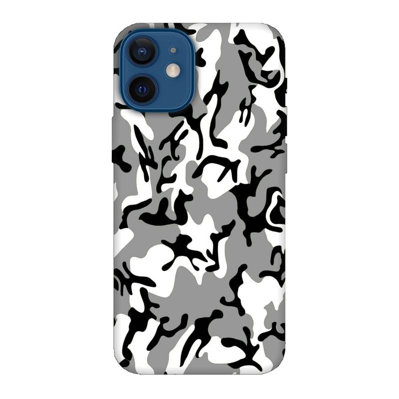 Кейс за iPhone 12 mini Камуфлажен