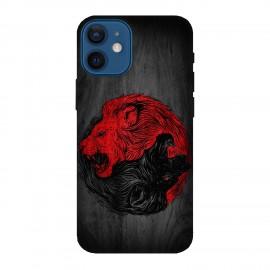 iPhone 12 mini кейс Лъвове