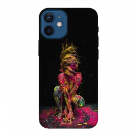 iPhone 12 mini кейс Момиче